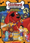 Clifford's Big Halloween (DVD)