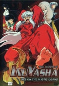 InuYasha The Movie 4: Fire on the Mystic Island (DVD)