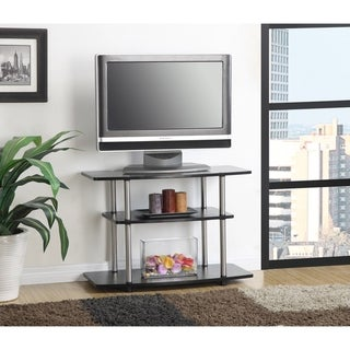 Porch & Den Derbigny 3-tier TV Stand