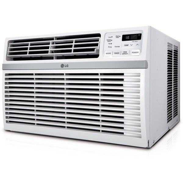 High Efficiency 8,000 BTU Window Air Conditioner with Remote Control 34089665