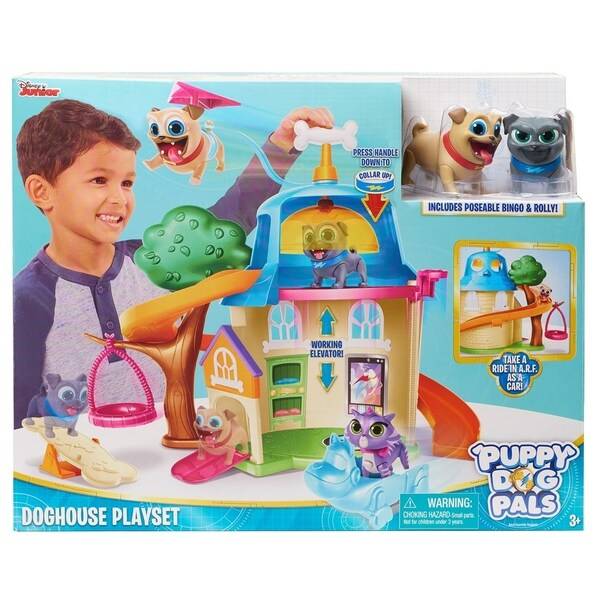 Disney Junior Puppy Dog Pals Dog House Playset 34091555