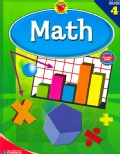 Brighter Child Math, Grade 4 (Paperback)