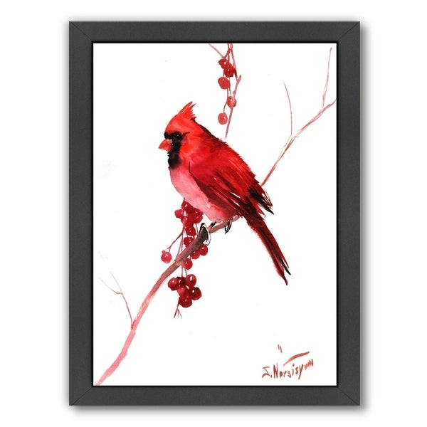 Red Cardinal Bird 34119906