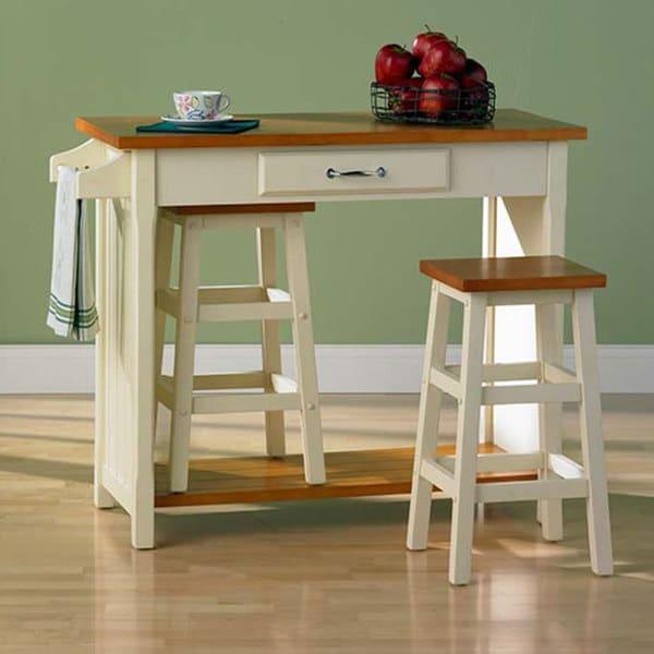 Upton Home Nantucket 3-piece Breakfast Set