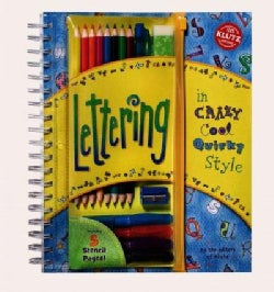 Lettering in Crazy, Cool, Quirky Style (Paperback)