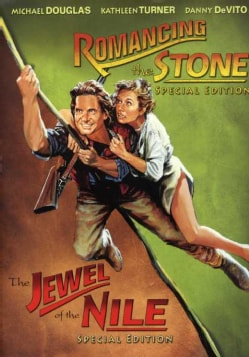 Romancing The Stone/Jewel Of The Nile Gift Set (DVD)