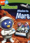 Backyardigans: Mission To Mars (DVD)