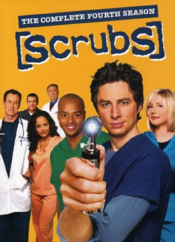 Scrubs: Season 4 (DVD)