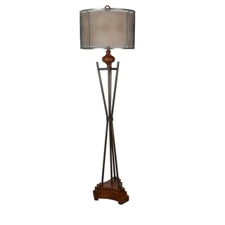 Kenwood Wood 67-inch Floor Lamp