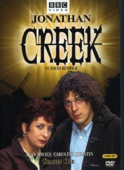 Jonathan Creek: Season 1 (DVD)