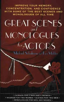 Great Scenes and Monologues for Actors (Paperback)