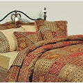 Amsterdam Chenille Three-piece Throw Pillow Set