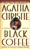 Black Coffee: A Hercule Poirot Novel (Paperback)