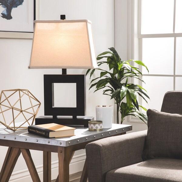 Patina/Bronze Table Lamp