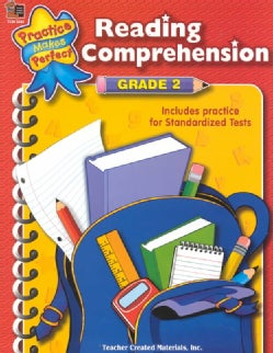 Reading Comprehension: Grade 2 (Paperback)