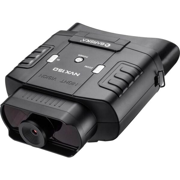 Barska Night Vision NVX150 Infrared Illuminator Digital Binoculars 34249214