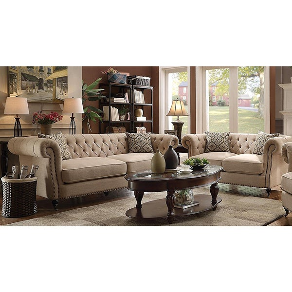Westchester Sofa and Loveseat