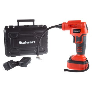 Automatic Air Compressor with 20V Lithium Battery-Cordless by Stalwart
