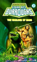 Warlord of Mars (Paperback)