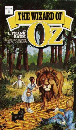 Wizard of Oz (Paperback)
