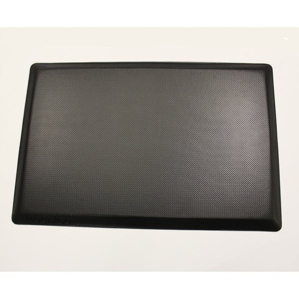 "Rocelco Medium Anti Fatigue Mat, 30"" x 20"" - Black 34281305"