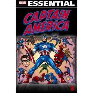 Essential Captain America 3 (Paperback)