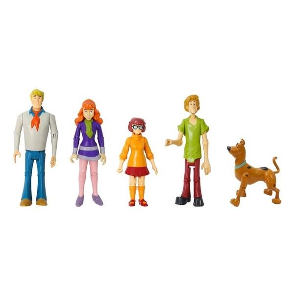 Scooby Doo Mystery Solving Crew 34290283