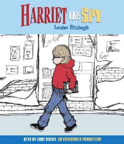 Harriet the Spy (CD-Audio)
