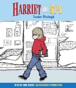 Harriet the Spy (CD-Audio)