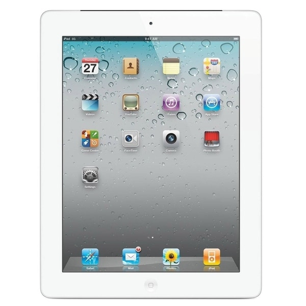 Refurbished Apple Ipad 2 16 GB WIFI-White 34294868
