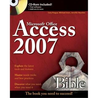 Access 2007 Bible