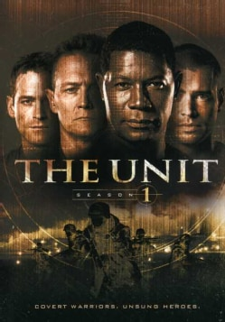 The Unit Season 1 (DVD)