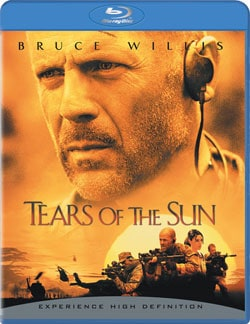 Tears of the Sun (Blu-ray Disc)