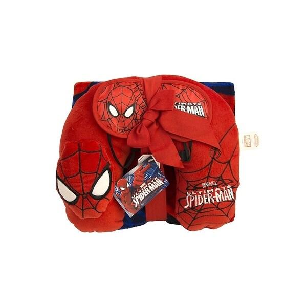 Marvel Spiderman 3D Character Travel Set 34311409
