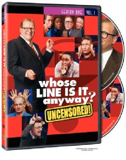 Whose Line is it Anyway?: Season 1 Vol 1 (Uncensored) (DVD)