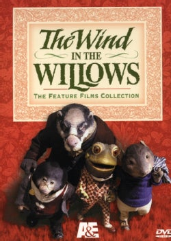 The Wind in the Willows Feature Films Collection (DVD)