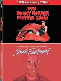 Rocky Horror/Shock Treatment Gift Set (DVD)