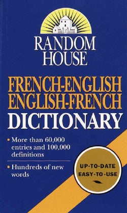 Random House French-English English-French Dictionary (Paperback)