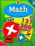 Brighter Child Math, Grade 6 (Paperback)