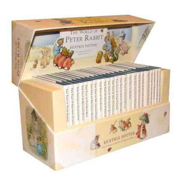 The World of Peter Rabbit: The Complete Collection of Original Tales 1-23 (Hardcover) 2439837