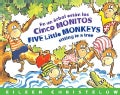 En Un Arbol Estan Los Cinco Monitos / Five Little Monkeys Sitting in a Tree (Board book)