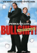 Penn & Teller: Bullshit!: The Complete Third Season (DVD)
