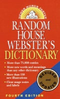 Random House Webster's Dictionary (Paperback)
