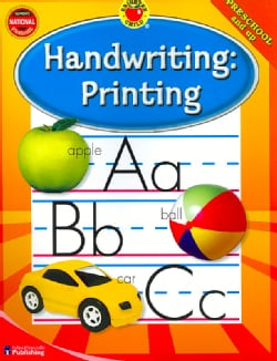 Brighter Child Handwriting: Printing (Paperback)