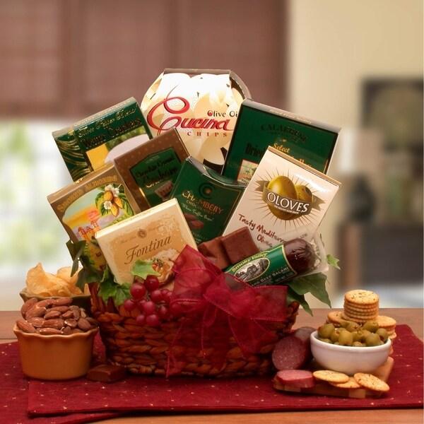 The Vintage Gourmet Gift Basket