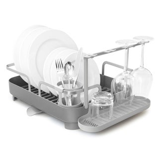 Umbra Holster Charcoal Dish Rack