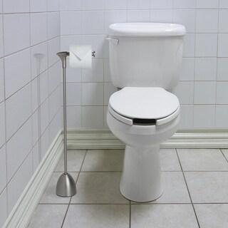 Umbra Stream Nickel Toilet Paper Stand