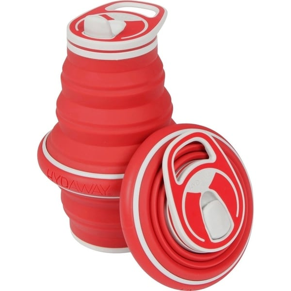 HYDAWAY 21-ounce Collapsible Water Bottle Fire 34397358
