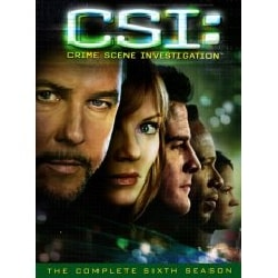 CSI: Crime Scene Investigation: Complete Sixth Season (DVD)