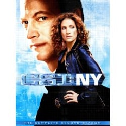 CSI: NY: The Complete Second Season (DVD)